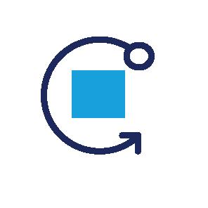Feedback loop icon | Ternair Marketing Cloud Manual